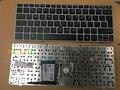 Novo Teclado PARA HP Elitebook 2560 2560 P 2570 2570 P EUA big digite teclado do laptop frete grátis