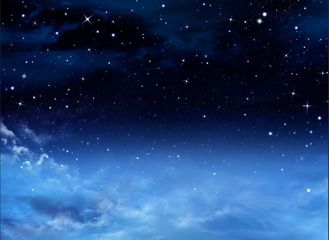 Dark Blue Sky Background: 7x5FT Dark Blue Space Clouds Sky Stars Night Universe
