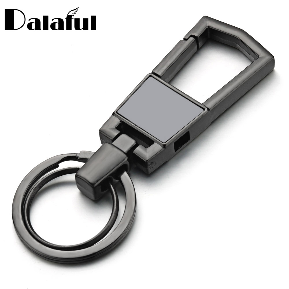 High-Grade Car Key Chains Rings Classic For Business Men Women Portachiavi Chaveiro Llaveros KeyChains Best Gift K398