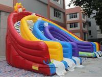 Inflatable Slide Children Outdoor Inflatable Super Slide