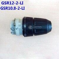 Power tool accessoires Elektrische boor versnellingsbak, transmissie apparaat met een versnellingsbak chuck voor bosch gsr10.8-2-li gsr12-2-li