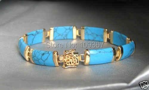 Chiny naturalne biżuteria GEM mocne mocne złota bransoletka artykuły ślubne hurtowo kobiety zestawy biżuterii ze srebra próby 925
