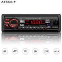 AZGIANT Car BluetoothDecoding Board Module Wireless Car USB MP3 Player SD Card Slot USB FM Remote