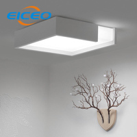 (Eiceo) светодиодный потолочный светильник Книги по искусству личности Велма современный минималистский LED творческий Гостиная Спальня иссле