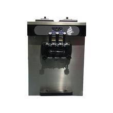 Pełna stal nierdzewna 304 blat maszyna do lodów na sprzedaż tanie tanio IRISLEE 1800w 1501 ml CN (pochodzenie) BL25Y Chłodzenie powietrzem 25L H 220 110v50 60HZ R22 R410 56*71 5*80cm Stainless steel