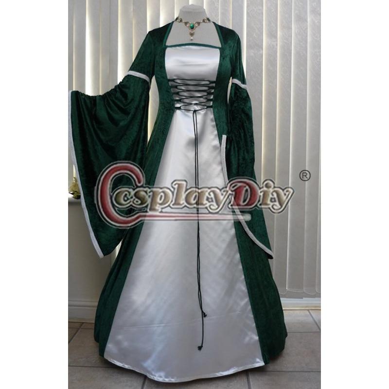 Popular Renaissance Costume for Women-Buy Cheap Renaissance ...