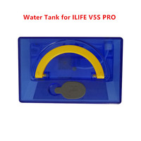 1pc Original Large Vacuum Cleaner Water Tank For ILIFE V5S PRO Robot Vacuum Cleaner Spare Parts
