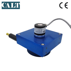 CALT Displacement transducers CESI M4000 Series with 4000mm measurement range position draw wire sensor|transducer|transducer sensor|  -