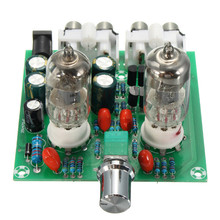 Válvula 6J1 pre-amplificador Bordo Preamplificador de Tubo De Musical Fidelity X10-D Tableros de Circuito Nuevo Equipo Eléctrico Preamplificador