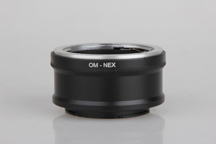 Adaptadores para objetivos Om-Nex para Olympus om lente de montaje para Sony NEX e montaje Cámara Om-nex anillo adaptador nex-7 nex-5 nex-3