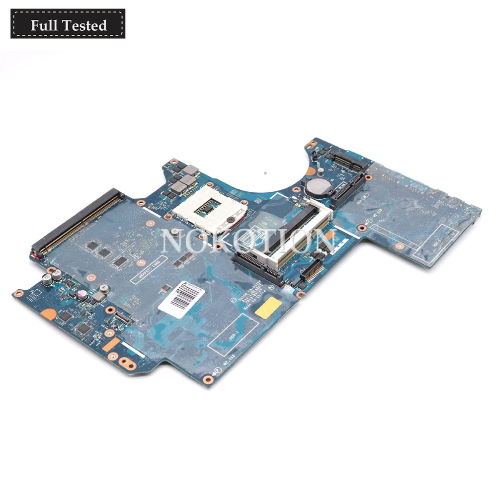 NOKOTION MAIN BOARD FOR Dell Alienware M17X R5 Laptop Motherboard VAS00 LA-9331P 05RW0M CN-05RW0M PGA947 DDR3L Full Tested image