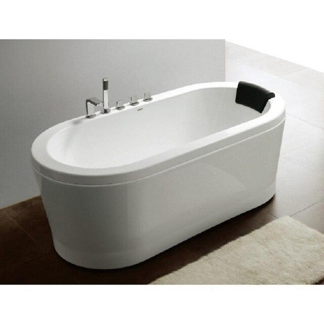 32x27cm PU Bath Pillow Waterproof Home Spa Bathtub Pillow With ...