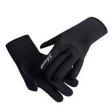Anti Slip niños adultos negro 3mm neopreno guantes de buceo vela surf  Siwmming mitones equipo 2018 2O 292c7823412