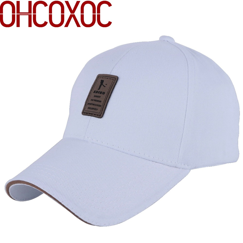 cap   new fashion men women   baseball     cap   solid white black navy grey casual hats cotton high quality golf sports   caps   hat