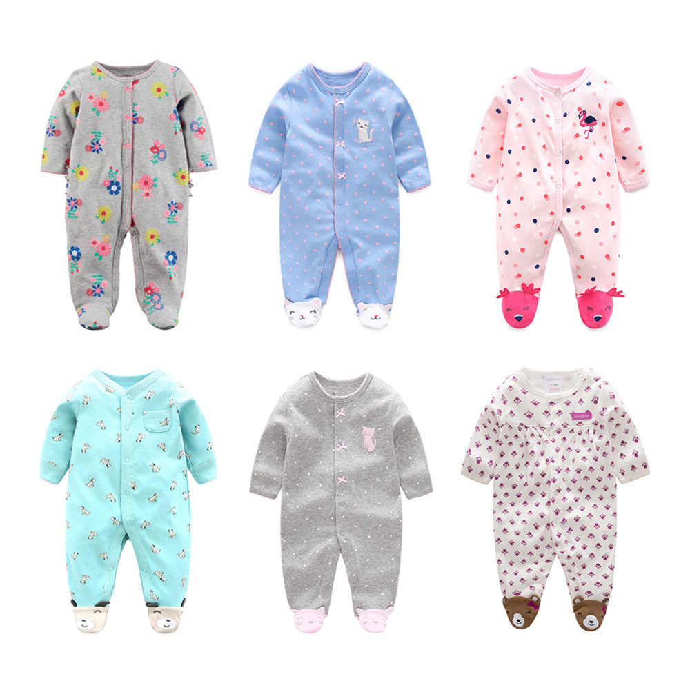 1847fc8fa99 Bebes pajamas baby clothes infants boys pajamas overalls jumpsuits bebes  winter clothing cotton newborn girls clothes