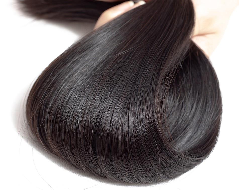 straight human hair unice hair