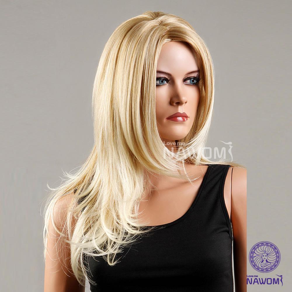 Free Shipping Euramerican Popular Hairstyle Sexy Long