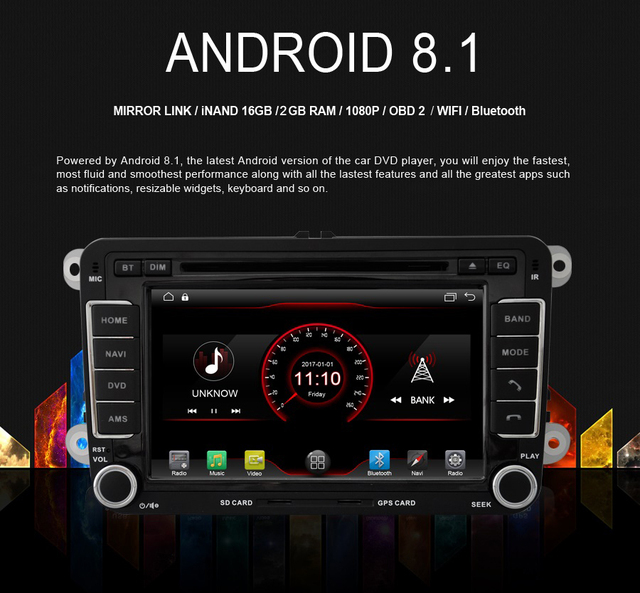 By Photo Congress || Android 8 1 Car Stereo Firmware Download