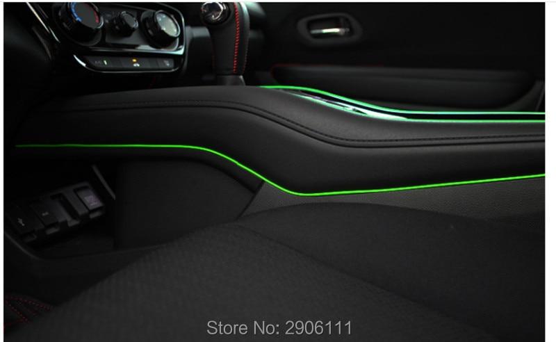 5 м стайлинга автомобилей внутренний украшения Литье отделка удлинители линии для Lexus RX350 RX GS IS250 GS300 RX300 NX RX330 GX470 LX470 DIY