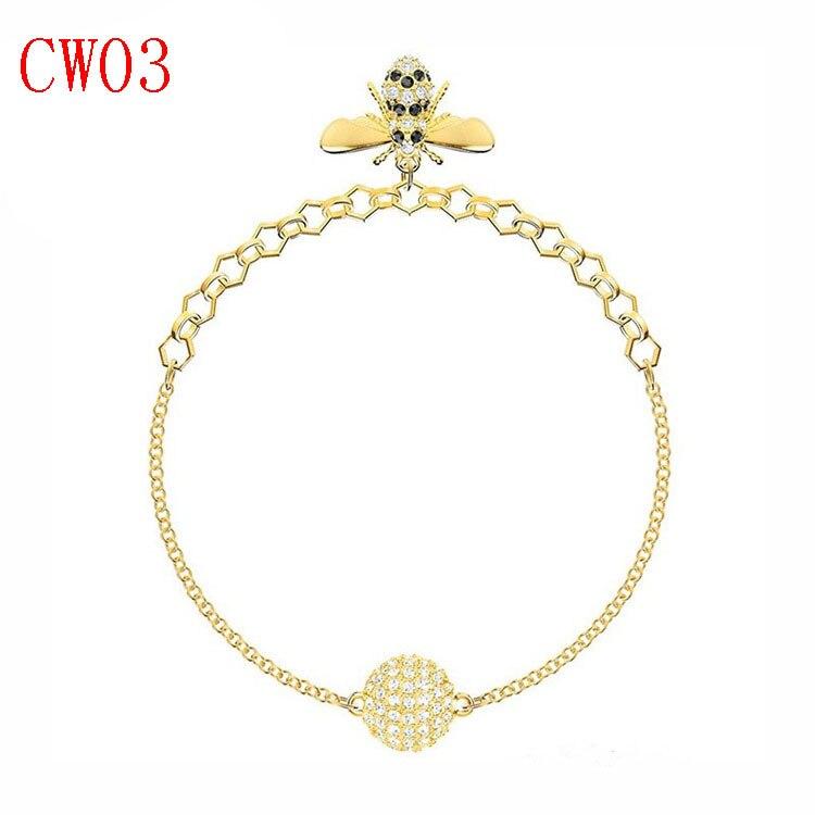 Новое поступление классические украшения хорошее браслет для женщины пару подарок CW03