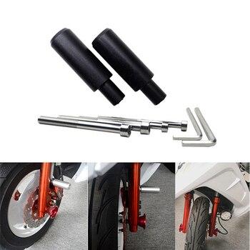 2 шт., Фиксированный кронштейн для противотуманных фар мотоцикла, рычаг расширения, крепление для нижней вилки, держатель прожектора