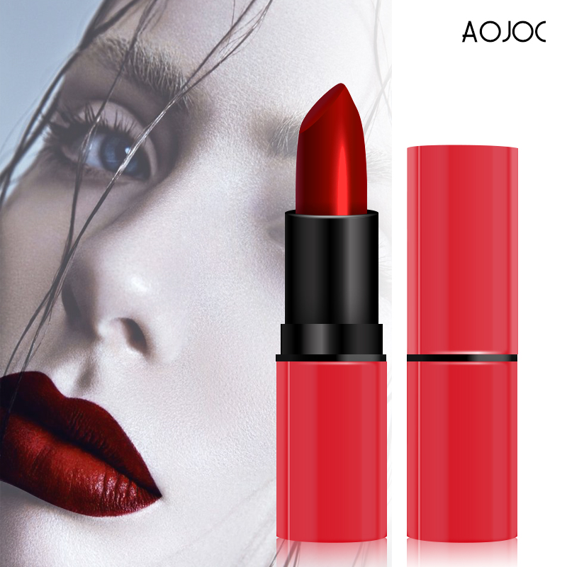 Brand Matte Lipstick Waterproof Lips Moisturizing