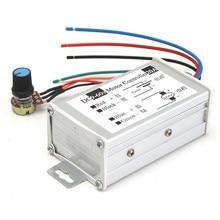12V 24V 20A Макс. PWM двигатель постоянного тока Плавная переменная Скорость контроллер 25 кГц Лидер продаж