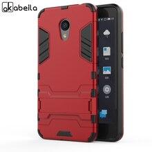 AKABEILA Hybrid Phone Cases Covers For Meizu M5c Meilan 5C Meizu A5 Meizu Charm Blue A5