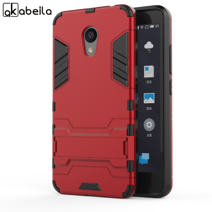 AKABEILA Hybrid Phone Cases Covers For font b Meizu b font M5c Meilan 5C font b