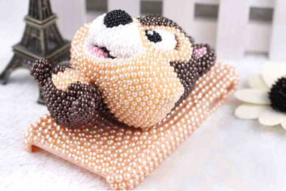 2-5mm And Mixed Sizes Champagne Resin Half Round Craft ABS Imitation Pearls Beads For 3D Nails Art Backpack Design Decorations