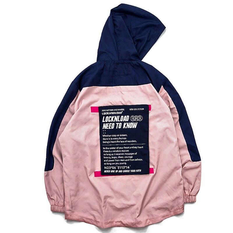 Aelfric Eden Winter Cargo Jacken Männer Taschen Casual Streetwear 2018 Patch Design Patchwork Jacke Outwear Beiläufige Mit Kapuze KJ73-in Jacken aus Herrenbekleidung bei  Gruppe 2