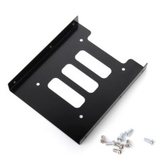 2,5 ''SSD HDD до 3,5'' монтажный адаптер Кронштейн Док-станция держатель жесткого диска для ПК Jun12 профессиональная заводская цена Прямая поставка