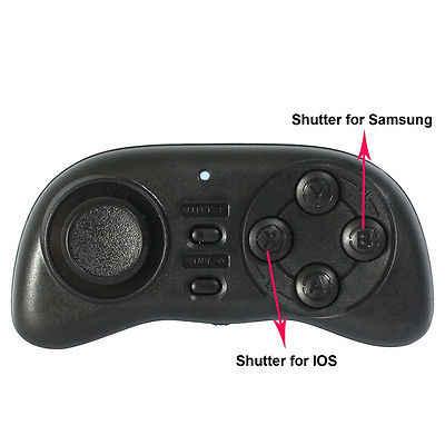 Мини умный Джойстик контроллер Bluetooth геймпад для VR 3D очки смартфонов