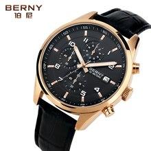 Jepang 2850M Chronoraph Watch