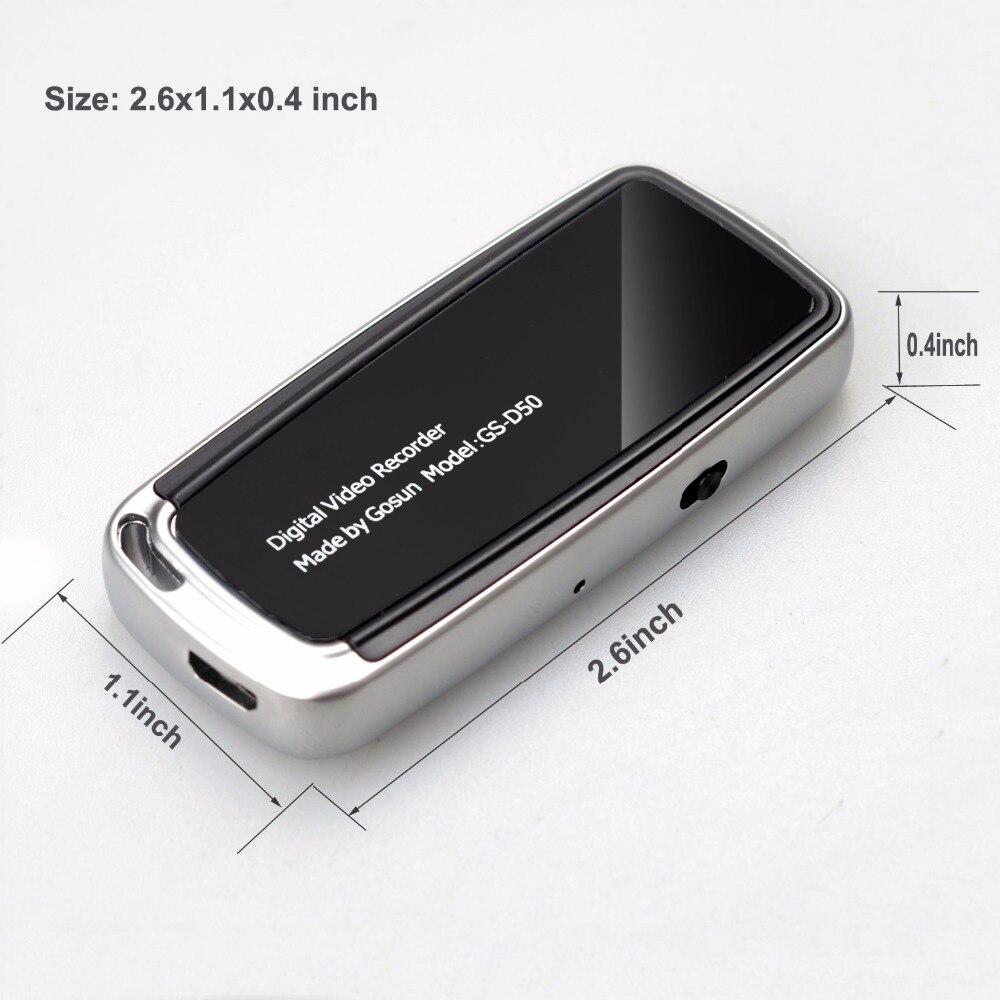 Image 3 - Savetek Mini Camera Portable 480P 720P Micro Camcorder Key Chain Pen Digital Video Voice Recorder Mini DV DVR Cameramini cameramini dv dvr cameracamera portable -