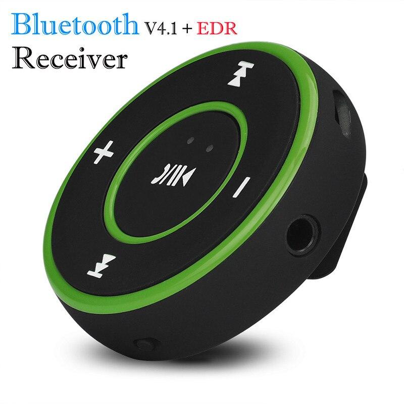 Methodisch Neue Drahtlose Bluetooth 3,5mm Stereo Audio Adapter Auto Aux Startseite Musik Empfänger-adapter Dongle Für Hause Auto Lautsprecher Kopfhörer Funkadapter Unterhaltungselektronik