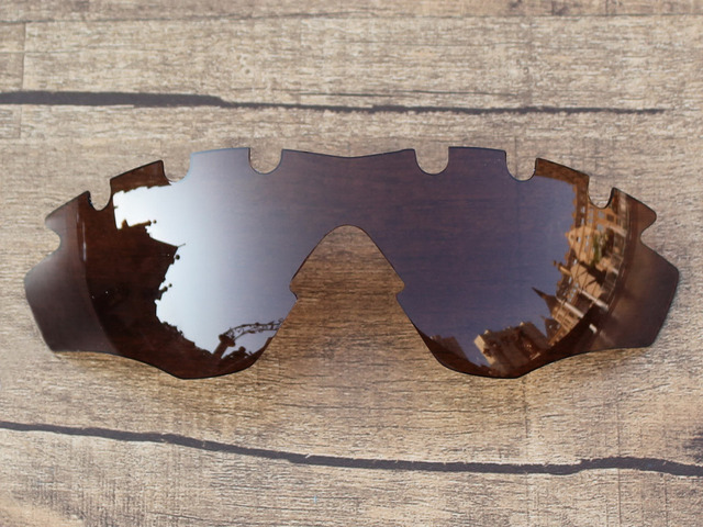 0c1b50ca21f Polycarbonate-Copper Brown Replacement Lenses For M2 Frame Vented  Sunglasses Frame 100% UVA