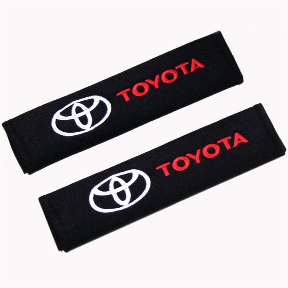 2PCs/ Set Car Seat Belt Shoulder Strap Covers Universal Car Seat Belt Shoulder Pads Strap Harness Covers Cushions