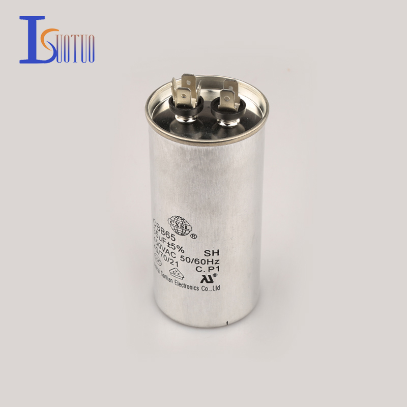 30uf/35uf/40uf/50uf/60uf Air conditioning parts explosion-proof air conditioning start capacitor cbb65a explosion proof air conditioning compressor start capacitor 25uf30uf35uf40uf50uf60uf70uf80 450v