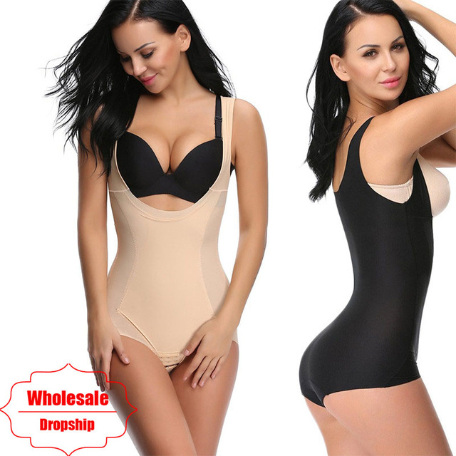 1ecbf41000 NINGMI Wedding Women Body Shaper Seamless Pulling Underwear Slimming Waist  Trainer Briefter Tummy Firm Control Strap Shapewear