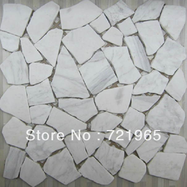 3d Mosaic Tile Backsplash Marble Mosaic Tiles Stmt053