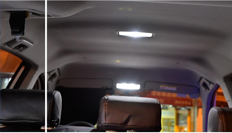 Toyota RAV4 2014 2015 Car Stying 6PCS- ի համար - Ավտոմեքենայի լույսեր - Լուսանկար 3