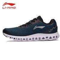 Li Ning Men LN ARC Technology Cushioning Running Shoes Breathable Sneakers Anti Skid LINING Autumn Light Sports Shoes ARHM051