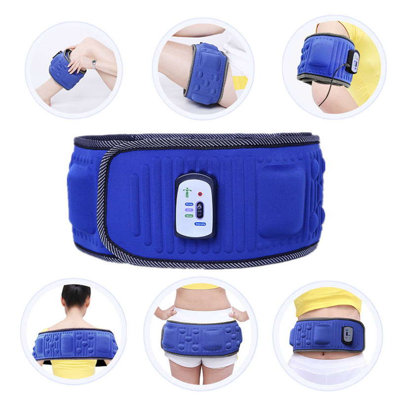 Peso de Fitness Muscular Estimulador Elétrica Perder Massagem