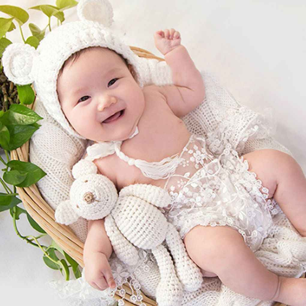 cartoon cute newborns props