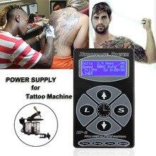 BIOMASER hp-2 Ураган татуировки Питание цифровой ЖК-дисплей Татуировка Поставки педаль татуировки для машин татуировки Клип шнур