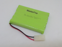 MasterFire New Original Ni-MH 12V 1800mAh Battery Ni-MH AA Rechargeable Batteries Pack With Plugs original ni pci can
