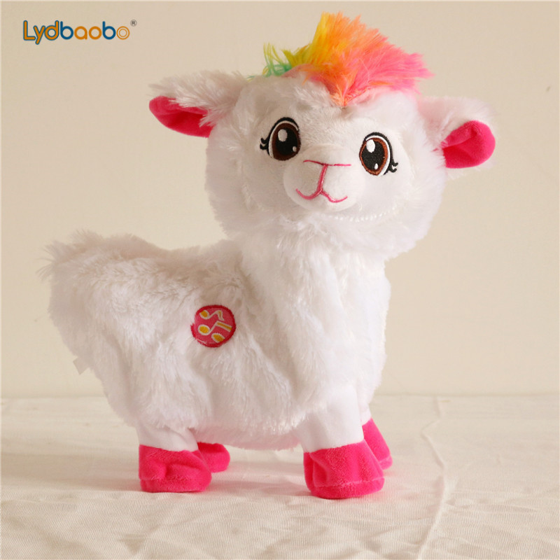 Booty shakin llama 4