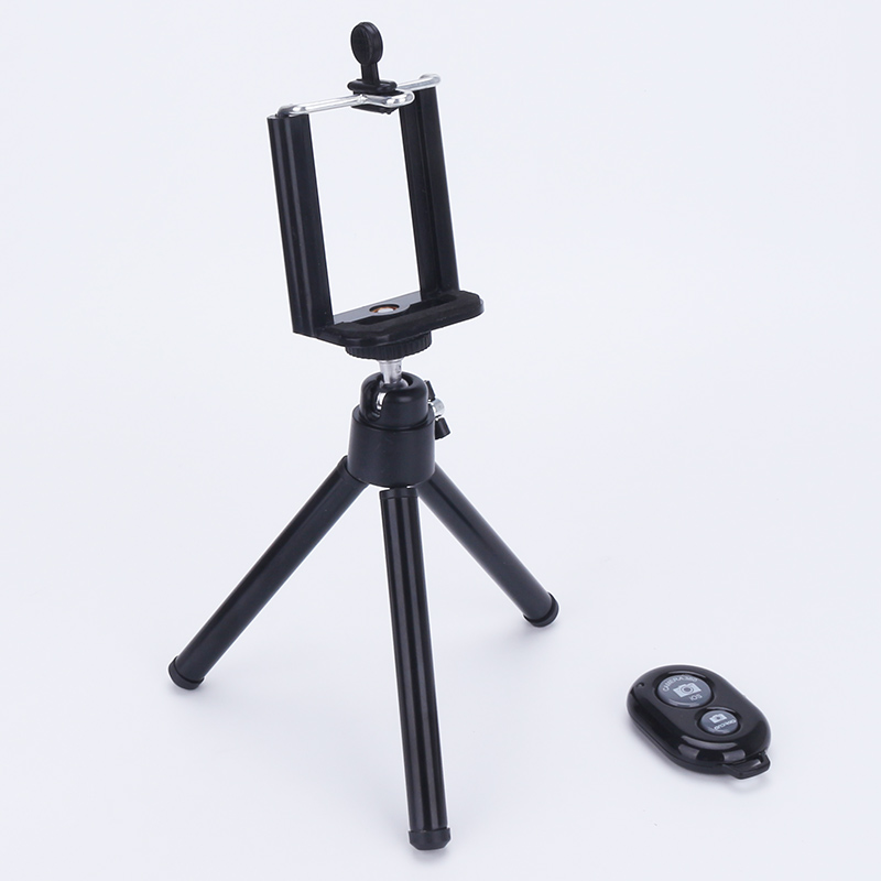 New Smart Selfie Phone Holder Universal Flexible Portable Phone Stand For Smartphone For Camera DSLR Mount