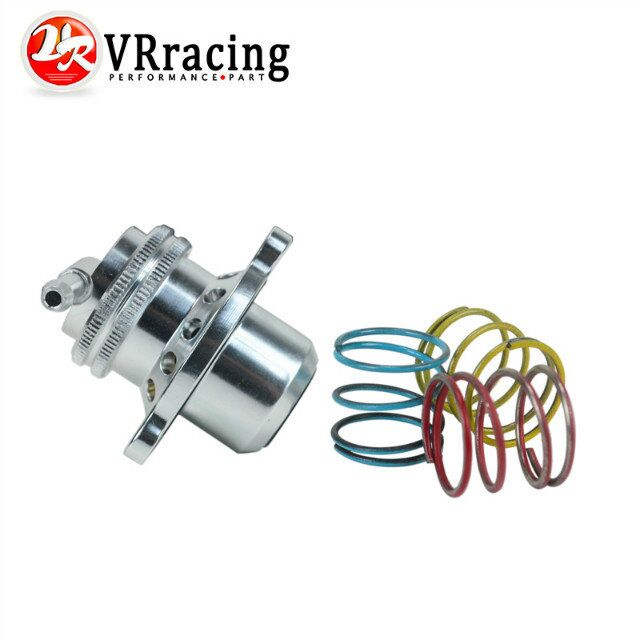 VR RACING - Auto blow off valve Direct fit Piston BOV Atmospheric For Valve Astra VXR 2.0 J type blow off valve VR5793 ryanstar racing turbo bov boost car blow off valve for volkswagen gti jetta aud 1 8t 2 7t